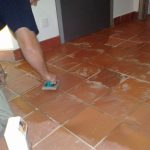 Reiniging vloer woning