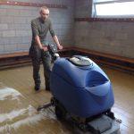 Reiniging werkplek