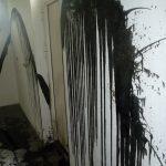 olie-mazoutschade muren